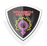 WOMEN WORK GLOVES Badge