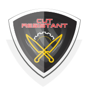 CUT RESISTANT GLOVES Badge