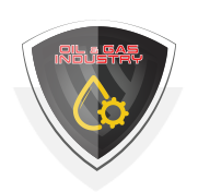 OIL AND GAS GLOVES Badge